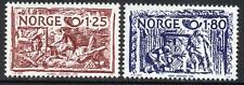 NORWAY MNH 1980 NORDIC Edition - Old decorative art