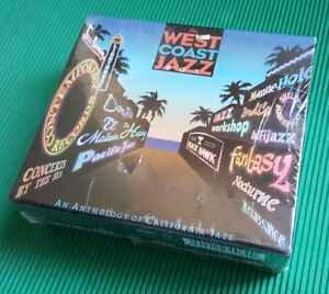 Cofanetto West Coast Jazz Box (Artisti Vari) - 4 CD Sigillato