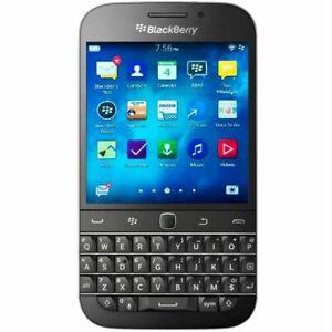 NEW BlackBerry Classic Q20 - Verizon (Unlocked) 4G LTE GSM WiFi Touch Smartphone