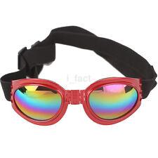 Pet Dog UV Sunglasses Fashion Cool Sun Glasses Adjustable Foldable Plastic New U