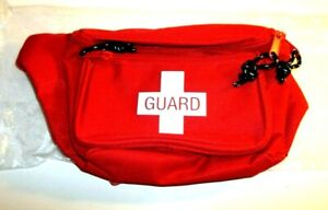 New Fanny Hip Pack Life Guard Medical Professional EVR1304 First Aid Bag