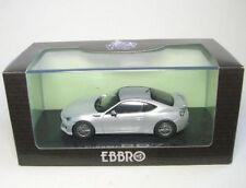Subaru GT (silver) 2012