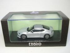 Subaru BRZ (silver) 2012
