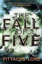The Fall of Five - Pittacus Lore - Lorien Legacies Book 4 - Paperback, 2014