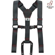 New TAJIMA security zone suspenders L black YPL-BK F/S from Japan