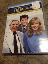 Matlock: The Eighth Season New DVD! Ships Fast!