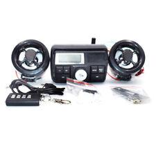 Motorcycle Bluetooth Antitheft FM Radio MP3 Audio Stereo Tond Speaker Articulate