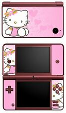 SKIN STICKER AUTOCOLLANT DECO POUR NINTENDO DSI XL REF 3 KITTY