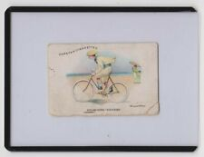 """Wills Sporting Terms - 1905 - Cycling Terms - """"Scorching"""" Rare Cycling card."""