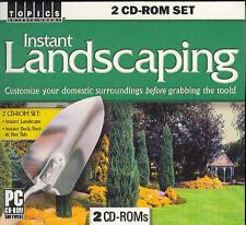 LANDSCAPING Garden,Deck,Pool,Hot Tub/Spa LANDSCAPE DESIGN Software