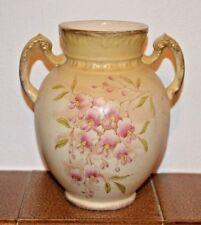 Fieldings Crown Devon vase, unmarked