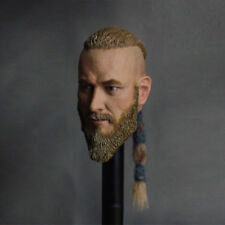 """Ares Toys 1/6 Scale Viking Head Sculpt Fit for 12"""" Action Figure Body"""