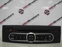 Renault Laguna 2005-2007 Radio CD Player Unit + Code 8200483748