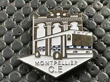 PINS PIN BADGE CE BUS CAR MONTPELLIER
