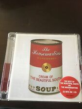 THE BEST OF THE BEAUTIFUL SOUTH AND THE HOUSEMARTINS - GREATEST HITS CD