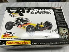 "Schumacher K172 CAT XLS ""Masami"" 1/10 4WD Off-Road Buggy Kit NEW NIB"