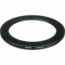 4 Pack Sensei 58mm Lens to 48mm Filter Step-Down Ring
