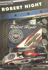 2018 Robert Hight NHRA Champion Funny Car 1/64 Nascar Authentics Wave