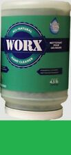 WORX HAND CLEANER, 4.5 LB. CONTAINER,ONLY 60.89/4.5lb. Container, FREE SHIPPING