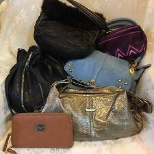 Coach, Rough Roses, The Sak, Calvin Klein, Kenneth Cole, MORE! Handbag Purse Lot
