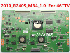 NEW Original T-Con Board 2010_R240S_MB4_1.0 Samsung UN46C7000 UA46C7000 46'' TV