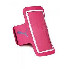 Puma running poche pour téléphone bras bande support téléphone étui-rose