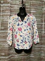 Size S | Old Navy Floral Boho Top