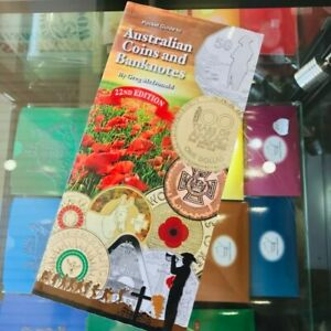 2015 Pocket Guide to Australian Coins and Banknotes 22nd Edition by Greg McDo...