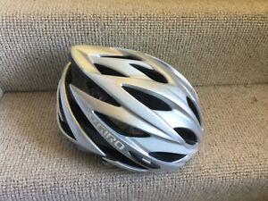 Adult Giro Savant cycling helmet size 59-63cm (large) - bike