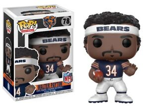 NFL Chicago Bears Funko POP! Sports Walter Payton Vinyl Figure #78 [Blue Jersey]