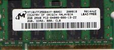 2GB HP Compaq nc4400 nc6320 nc6400 nc8430 nw8430 nw8440 NX6310 DDR2 RAM Memory