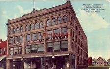 Mankato Commercial College Building and 5, 10 & 25c Store, Mankato, Mn