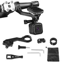 25.4/31.8mm Out-front Bike Mount For Garmin Edge 800/810/200/500/510 With GoPro