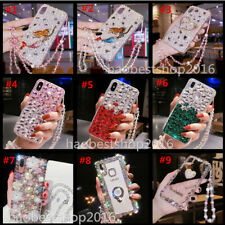 Luxury Handmade Bling crystals Diamonds Soft back Phone Covers Cases For Sony BB