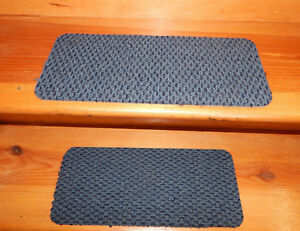 9 -10 = Step In/Outdoor Stair Treads Non-Slip Step Carpet  8'' x 18''  VP -15.