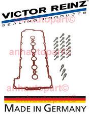 BMW E60 E90 Z4 Valve Cover Gasket Set + Bolt Kit VICTOR REINZ
