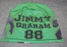 ADULTS SEATTLE SEAHAWKS JIMMY GRAHAM NFL FOOTBALL PLAYER BEANIE CAPS HAT