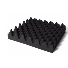 Acoustic Foam Egg Studio Sound Proofing Treatment Absorption 50X50X3cm WYS Sales
