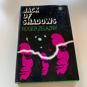 Jack of Shadows by Roger Zelazny Hardcover Book Club Edition 1971