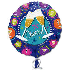 New Year's Foil Party Balloon