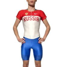 Nike speedsuit with short sleeve from Russian team