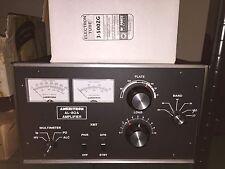 Ameritron AL-80 A HF Ham Amp New Power Supply/Tube
