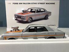 1:18 Ford XW Falcon GTHO Street Machine (Aluminium Silver) AUTOart BNIB COA