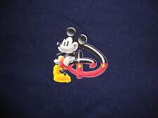 Disney World Disneyland Mickey Mouse Cartoon Vacation Long Sleeve T Shirt L / M