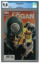 Old Man Logan #43 (2018) 1st Shadow Tracer Great Cover CGC 9.8 White Pages FF376