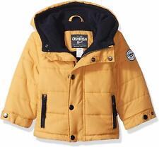 OshKosh BGosh Baby Boys Little Man Puffer Jacket Size 24M...