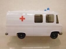 MES-57085Alter Wiking 1:87 Mercedes Krankenwagen weiß