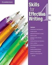 Skills for Effective Writing Level 4 Student's Book by Cambridge University P…