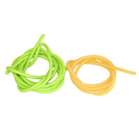 8M 2050 Outdoor Elastic Natural Latex Rubber Band Tube For Hunting Catapult