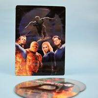 Fantastic Four - Rise Of The Silver Surfer - 2 Disc STEELBOOK DVD - BILINGUAL